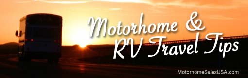 Motorhome Travel Tips